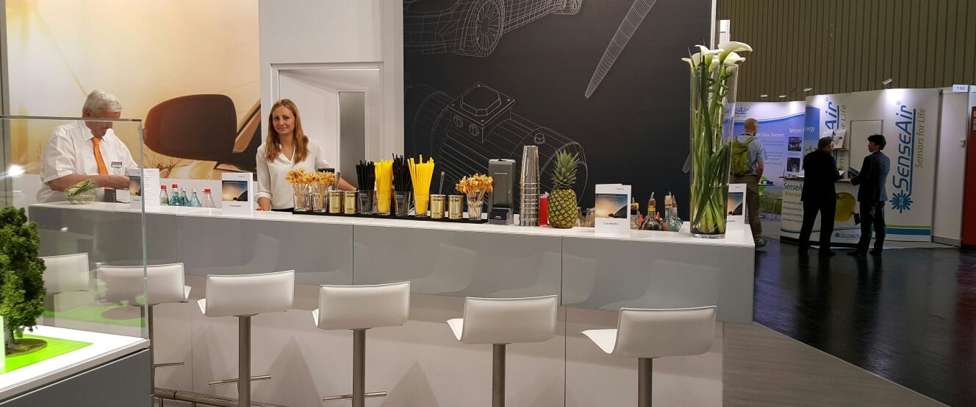 Cocktailbar Nürnberg 2016