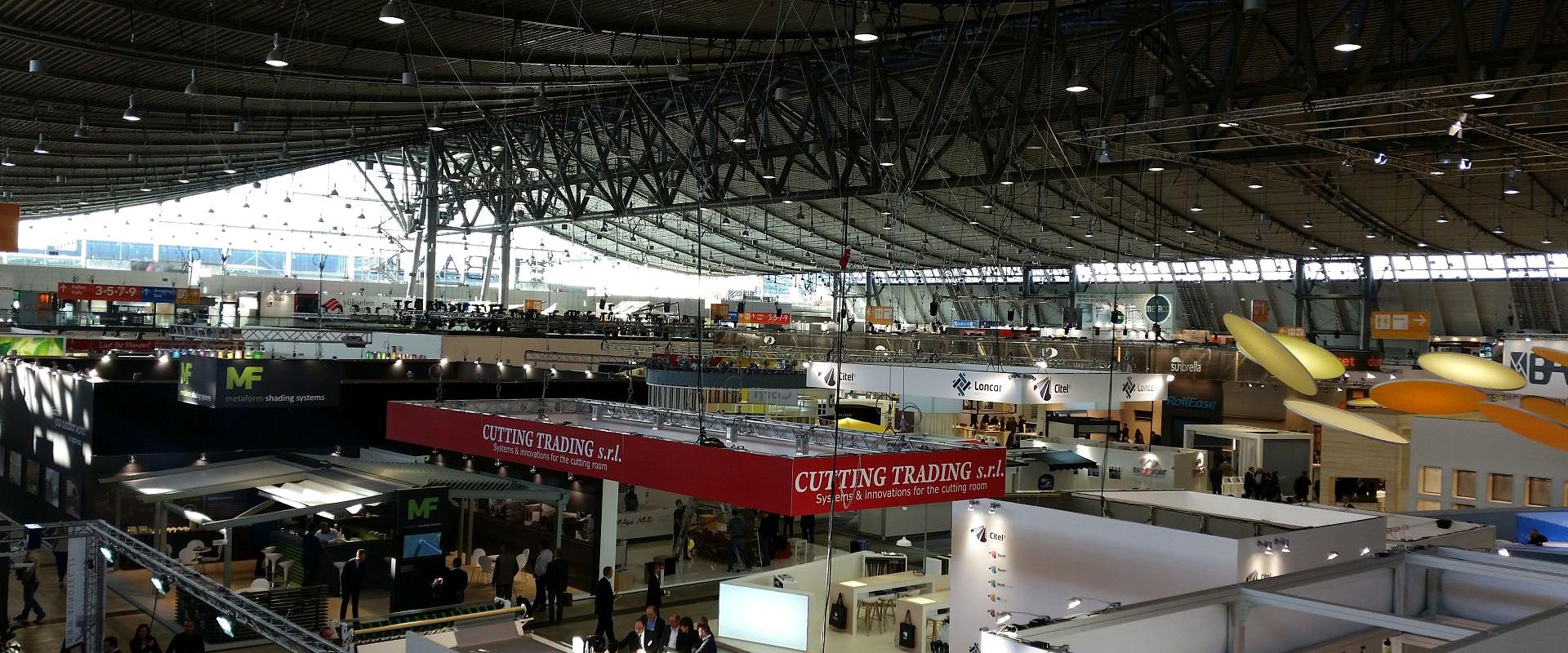 Messe R+T Stuttgart