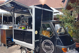 Ape Kaffee Mobil by Julians