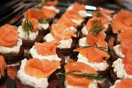 Finger Food mit ganz viel Liebe..... Belegte Baguettes