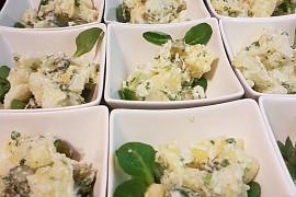 Finger Food mit ganz viel Liebe..... Kartoffelsalat