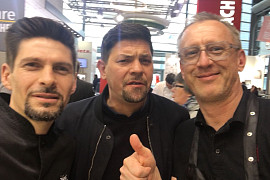 Julians, Tim Mälzer & Carsten Drohs 2018