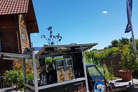 Julians APE Barista Mobil