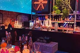 Julians Barkeeper Schiebermütze -