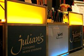 Julians Slim Line Theken
