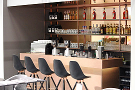 Messe Barista Kaffeebar