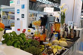 Saft und Cocktailbar Messe München